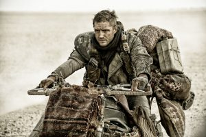 Tom Hardy Mad Maxina, ja Interceptor on jo kateissa
