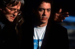 Michael Douglas ja Robert Downey Jr. Lähde: imdb.com